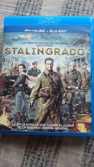 Stalingrado Blu-Ray película como nueva