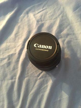 Canon 18-55mm lens