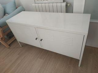 ikea aparador blanco Mueble Ikea Aparadores De Segunda Mano En Barcelona En WALLAPOP