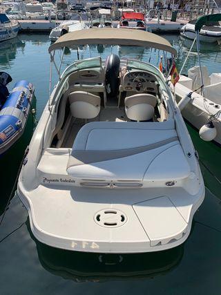 Barco sea Ray 200