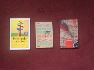 Libros lectura escolares