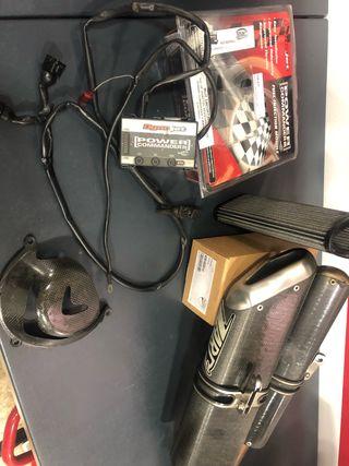 Kit pista Ducati 848/1098/1198