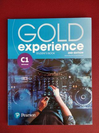 Gold Experience C1. Nuevo a estrenar