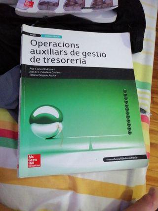 libros de gestión administrativa grado medio