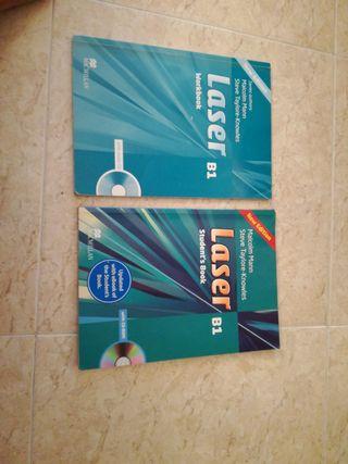 libro ingles laser B1 isbn 9780230433526
