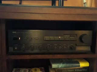 amplificador Yamaha AC 500
