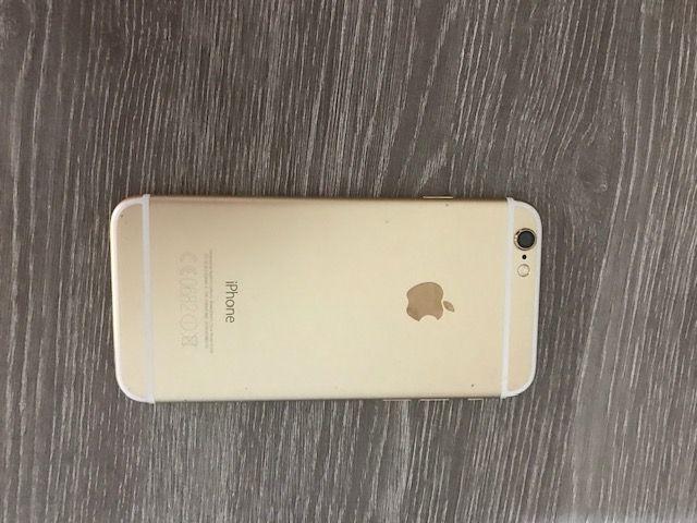 iPhone 6 64GB Dorado