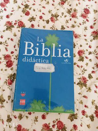 Biblia colegio didáctica