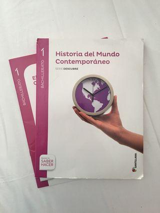 Libro historia 1bachillerato