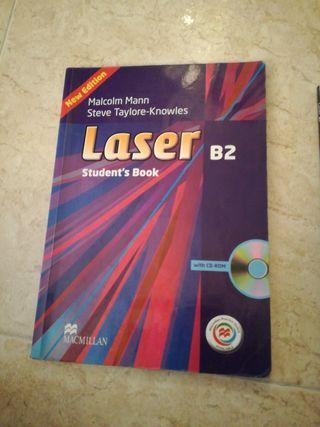 libro ingles laser B2 isbn 9780230470699
