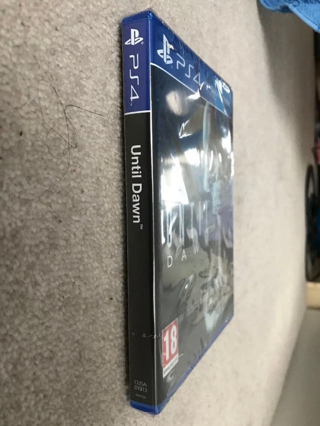 Until Dawn Ps4 (Brand New)