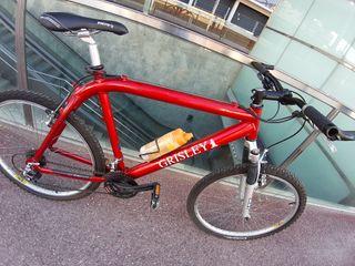 bicicleta grysley mtb montaña