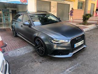 Audi RS6 Nacional