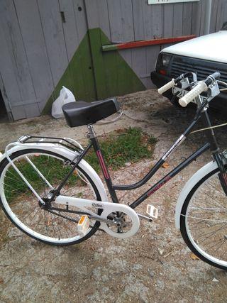 bicicleta urbana Orbea