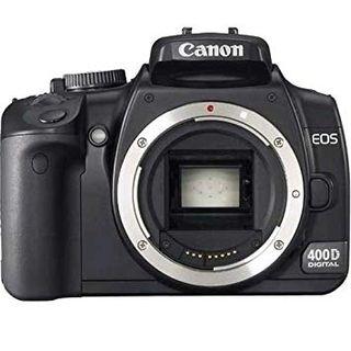 Cámara Canon 400D