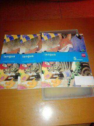 libros de quinto de primaria