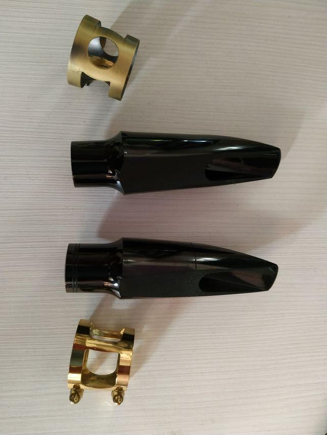 Boquilla de Saxo Tenor Paul Mauriat y Yamaha 4C