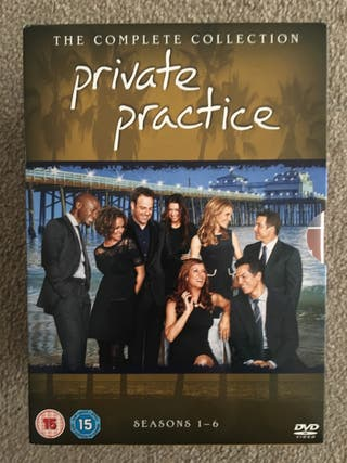 Private Practice The Complete Collection