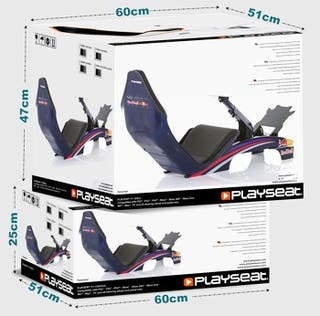 Playseat F1 Red Bull en perfecto estado