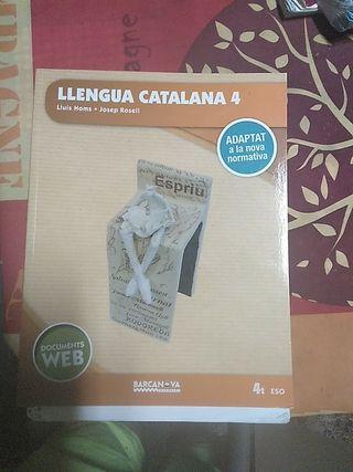 llengua catalana 4t ESO
