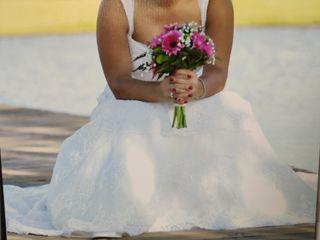 Vestido novia White One