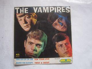 disco single vinilo the Vampires Sha-la-la-la-lee