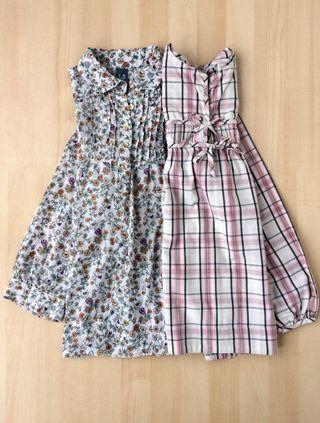 Lote 2 blusas | Lot 2 blouses || T.7-8 ans (128cm)
