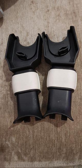 adaptadores bugaboo para maxicosi