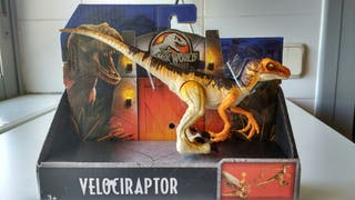 Velociraptor Legacy Jurassic World Mattel
