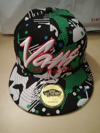 Gorra Vans off the wall