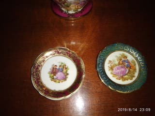 porcelana Limoges