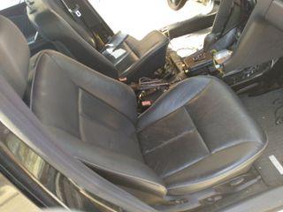 asientos de cuero mercedes W210