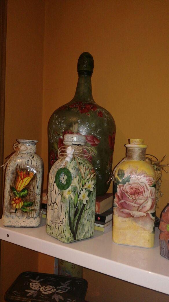 Decoraciones artesanales
