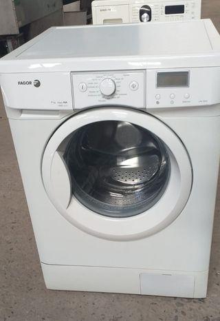 lavadora 7, kg fagor a domicilio deja wasap oferta