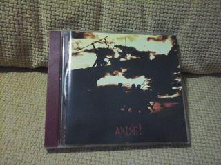 CD de AMEBIX ( PUNK -HEAVY METAL )