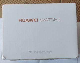 huawei watch 2 con acesorios