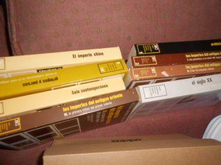 36 libros de historia universal