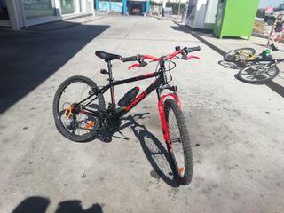Bicicleta 18 marchas montaña