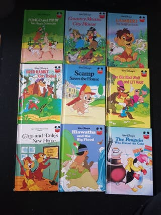Disney Children Books (47)