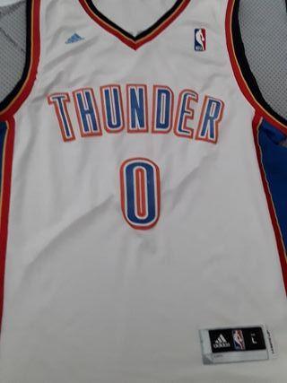 camiseta NBA thunder
