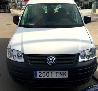 Caddy COMBI 1.9TDI 7PLAZAS