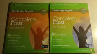 Libro de Inglés B2 Cambridge