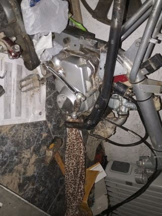 vendo motor de pit bike 125 Cc