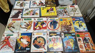 coleccio cómics Marvel del 1972