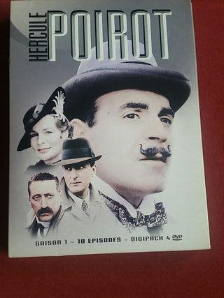 DVD de POIROT