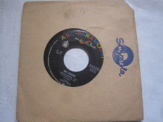 disco single vinilo Ray Charles Jamás te olvidaré