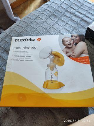 Sacaleches Electrico Medela