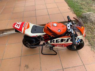 Moto poquet bike