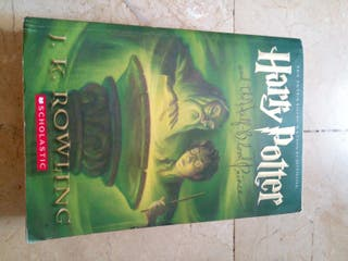 book Harry Potter and the half blood prince