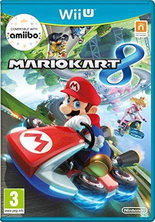 Mario Kart 8 Wii u con volante